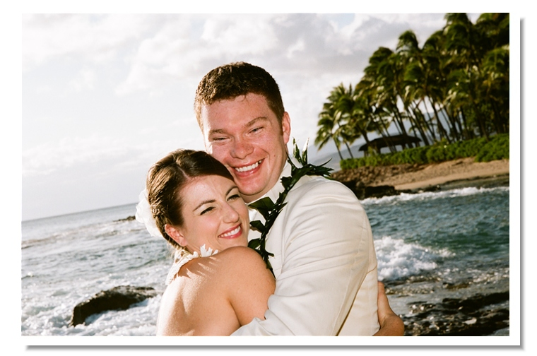 Hawaii Wedding - this is Ko Olina