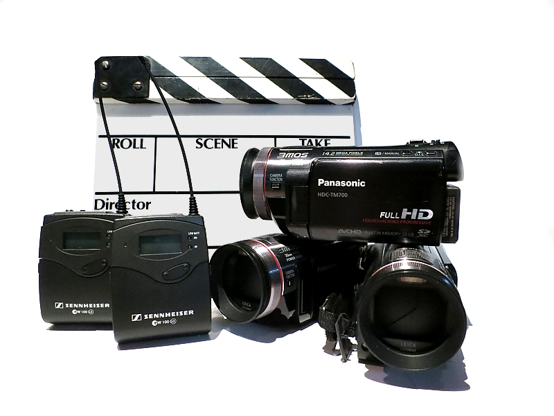 video-equipment Hawaii Wedding Video Services
