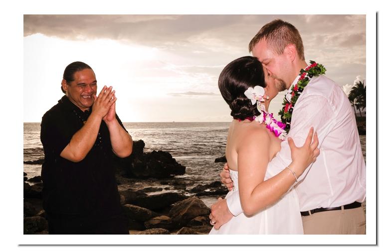 Hawaii Wedding Officiant