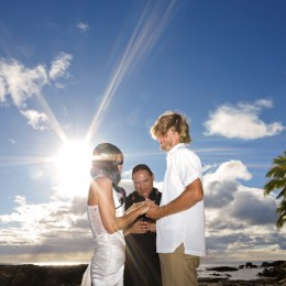 Chad and Victoria's Oahu Wedding!