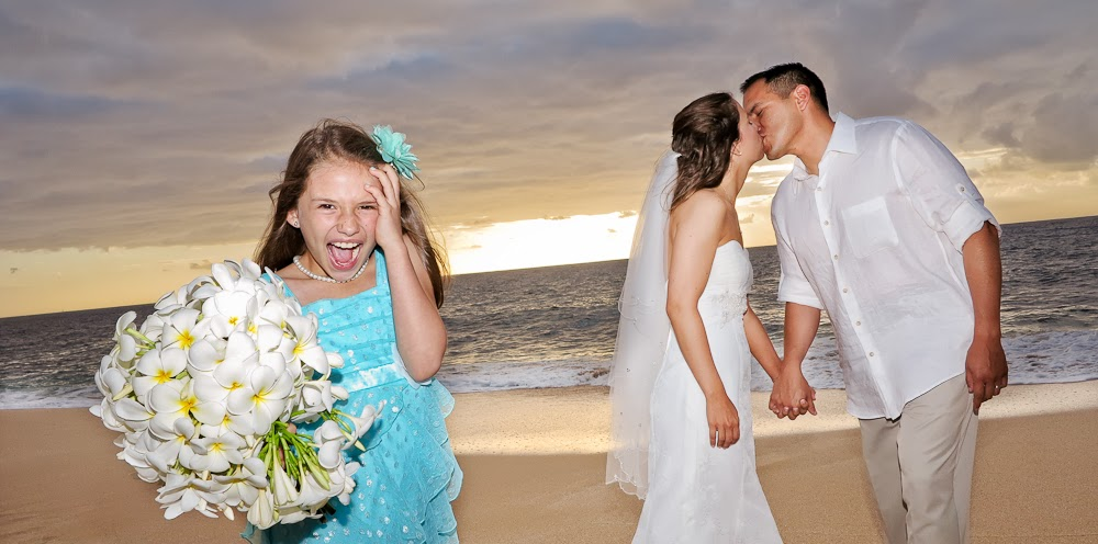 Fear the Hawaii Wedding
