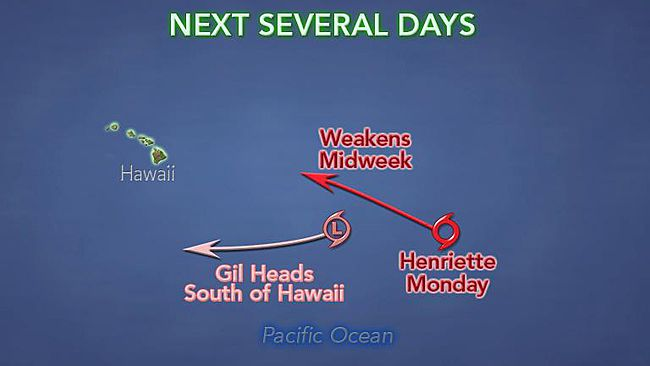another-hurricane ANOTHER HURRICANE HEADED TO HAWAII?  Don't Worry, It's Not a Threat