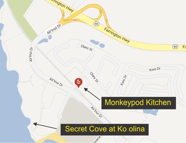 monkeypod map