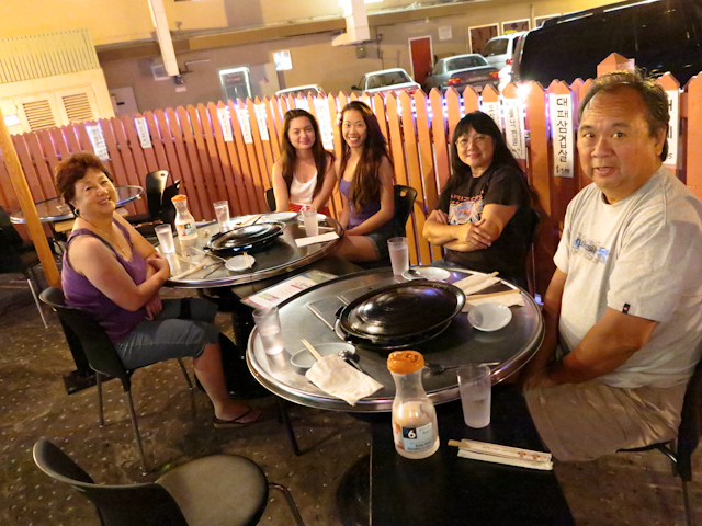 yakniku-don-day-with-family My Favorite Place to Eat: Yakiniku Don-Day, The Best Korean Food