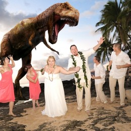 Weddings and Computer Graphics