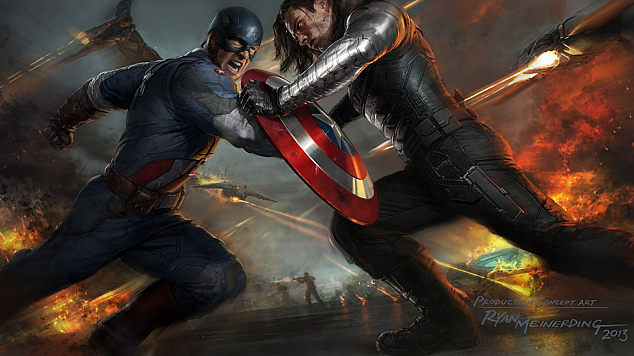 thats-pretty-cool2 MOVIE REVIEW:  Captain America: The Winter Soldier