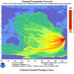 No Major Tsunami Coming to Hawaii