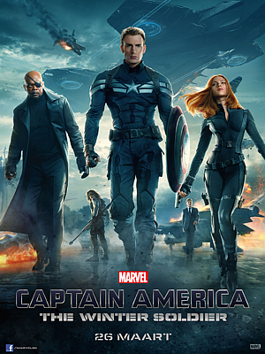 MOVIE REVIEW:  Captain America: The Winter Soldier