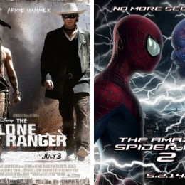 MOVIE REVIEW: Spiderman 2 sucks.  Give Lone Ranger and Abe Lincoln: Vampire Hunter a Try!