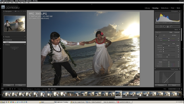 "lightroom ""POST-PRODUCTION HELL""  - After Your Wedding, The Work Just Begins For Me."