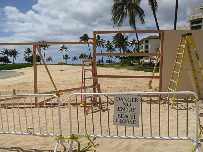 ko olina closed - hawaii beach-6