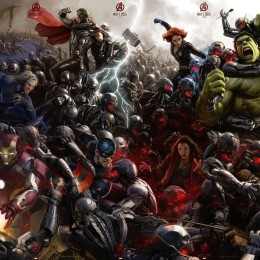 Movie Review: Avengers 2  ~  Great Movie, Lots of Fun