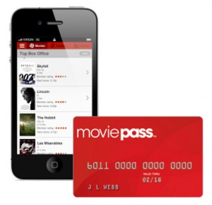 MoviePass Card Allows You Unlimited Access to 2D Movies