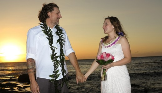 THE ANATOMY OF A LAST MINUTE HAWAII WEDDING PACKAGE.