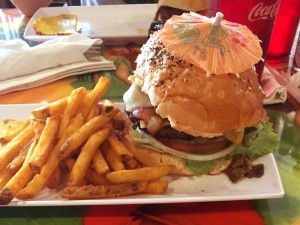 cheeseburger-300x225 PART TWO: My Favorite Places to Eat on Oahu!