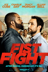 fist-fight-202x300 MOVIE REVIEWS: Get out, Great Wall, Lego, Star Wars Rogue, Fist Fight, John Wick 2