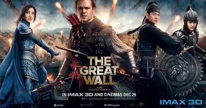m-greatwall-imax3d-300x158 MOVIE REVIEWS: Get out, Great Wall, Lego, Star Wars Rogue, Fist Fight, John Wick 2