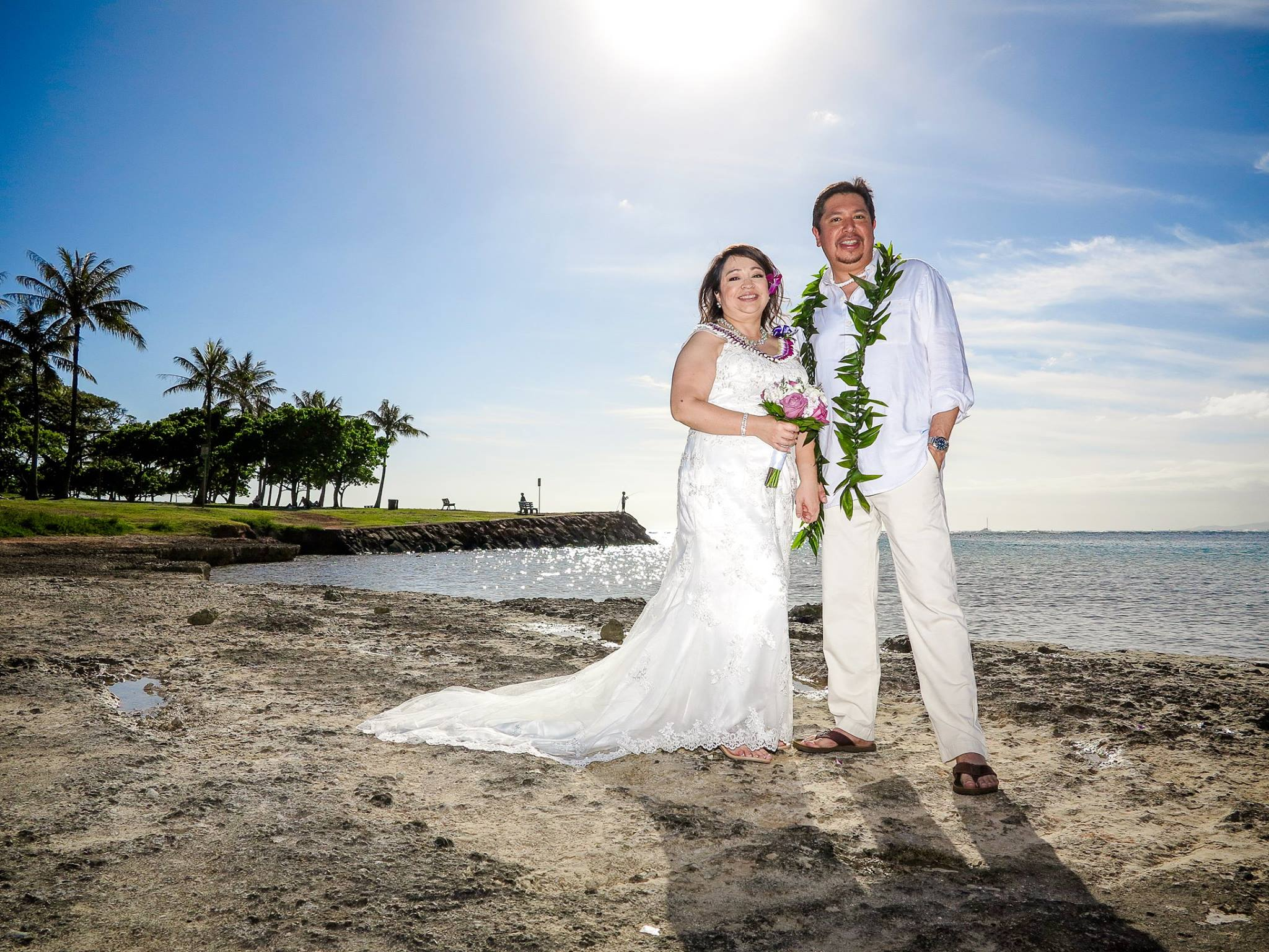 Hawaii wedding packages 2017 my table of contents page magic island wedding 1024x768 hawaii wedding packages 2017 my table of junglespirit Images