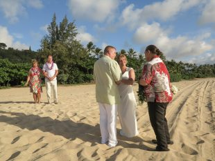 Airfare is Cheap!  Time for that Hawaii Wedding!
