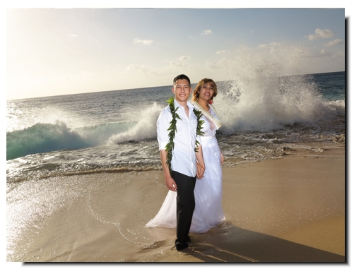Wedding-2 Airfare is Cheap!  Time for that Hawaii Wedding!