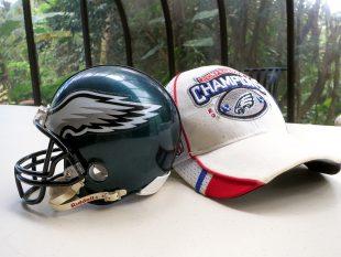 Philadelphia Eagles Win NFC Championship!