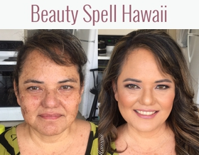Hawaii Hair and Make-Up