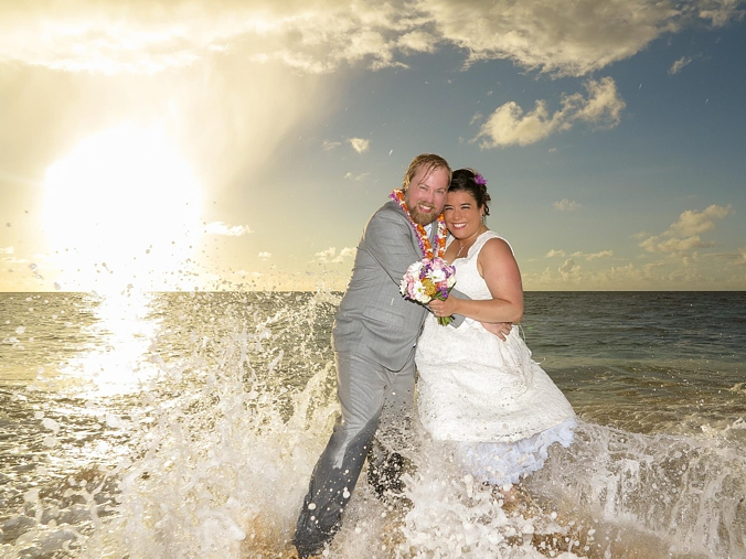 awesome-wedding Logistics!  What Happens On the Day of Your Wedding in Hawaii!