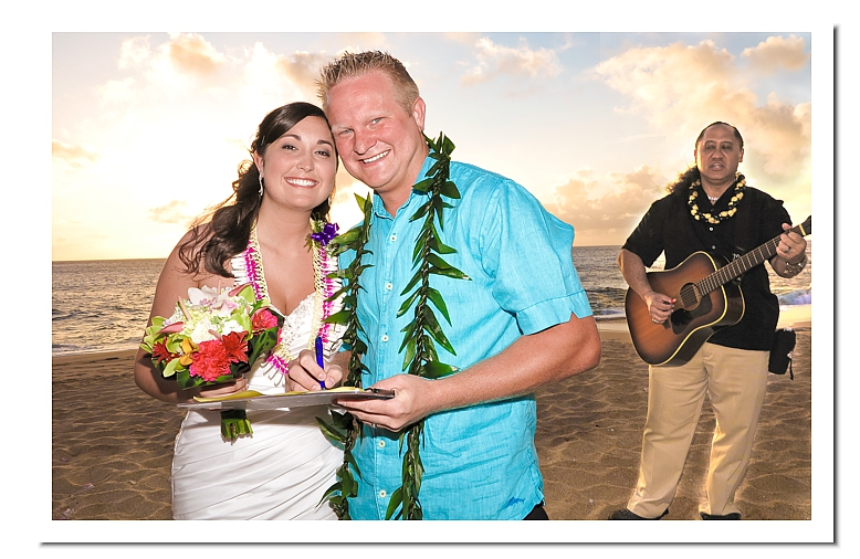 entertainment Other Hawaii Wedding Options