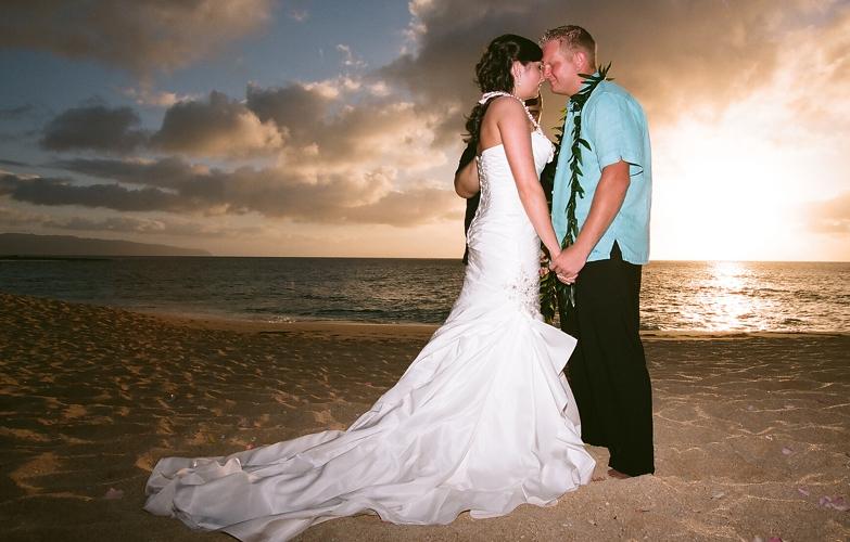 Oahu-Wedding-Kayla-pupukea-3 And Now, it was Kayla's Turn....