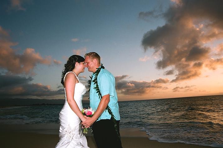 Oahu-Wedding-Kayla-pupukea-7 And Now, it was Kayla's Turn....