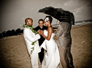 Rain on Your Wedding Day?