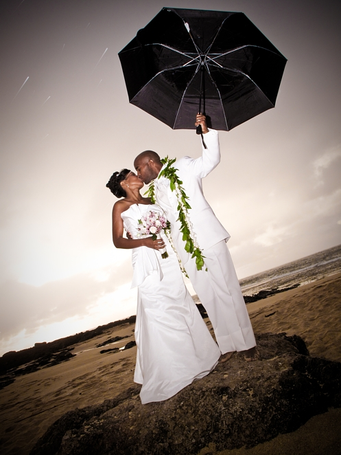Rain On Your Wedding Day Hawaii Wedding Packages
