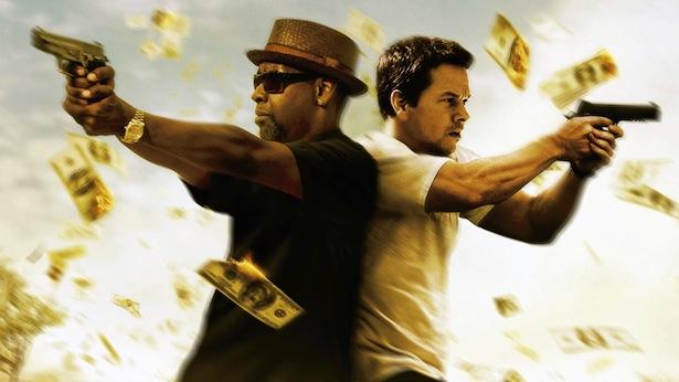 2-goofs 2 GUNS: 2 great actors, 1 stupid movie (no spoilers)