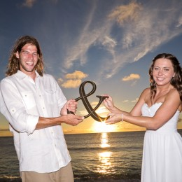 Jared and Sherrie's Hawaii Wedding!!