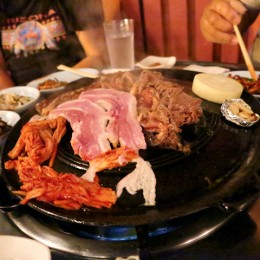 My Favorite Place to Eat: Yakiniku Don-Day, The Best Korean Food