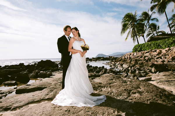 flm-1 Bryant and Helen's Oahu Wedding Gallery