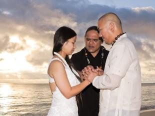 Leland and Kathy's Oahu Wedding Video