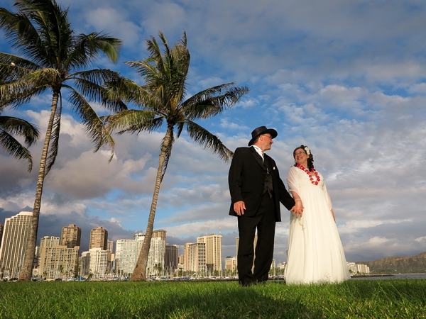 magic-island Determining the Right Location for Your Hawaii Wedding