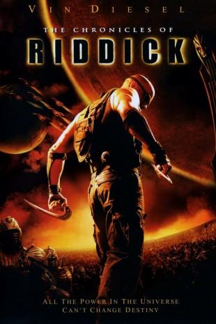 Riddick: Good not great.