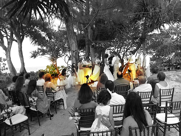 unobtrusive-wedding-cameras FAIL!  Priest Lectures Photographer During Wedding Ceremony