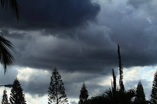 Funnel Cloud Spotted in Hawaii?