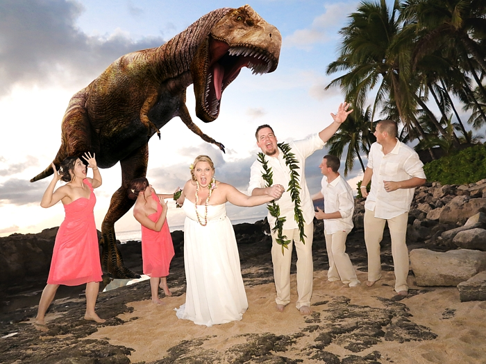 weddings and computer graphics hawaii wedding packages
