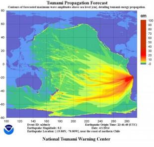 No Major Tsunami Coming to Hawaii
