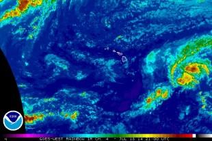 July 18, 2014 Weather Update:  Looks like Rain!