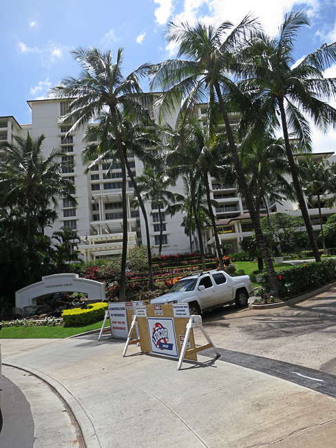 "ko-olina-closed-hawaii-beach-3 ALERT!  Ko Olina Beach, aka ""Secret Beach"" temporarily closed! ~ NOW OPEN!"
