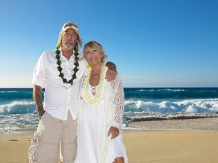Dave and Leanna's Hawaii Vow Renewal Ceremony!  50 years together!