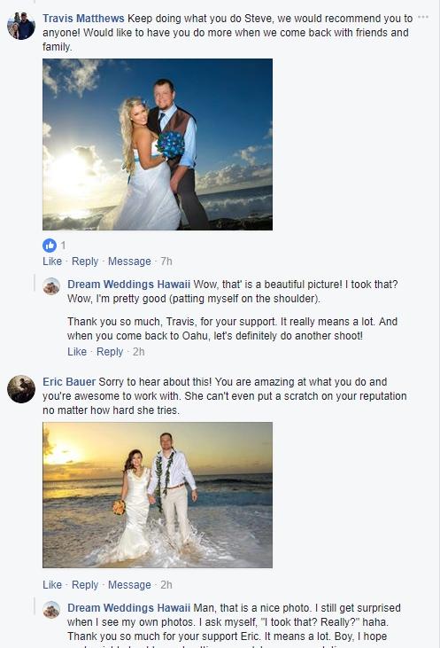 response-to-article-3 BRIDEZILLA! Nightmare Hawaii Wedding Client ~ Please Read