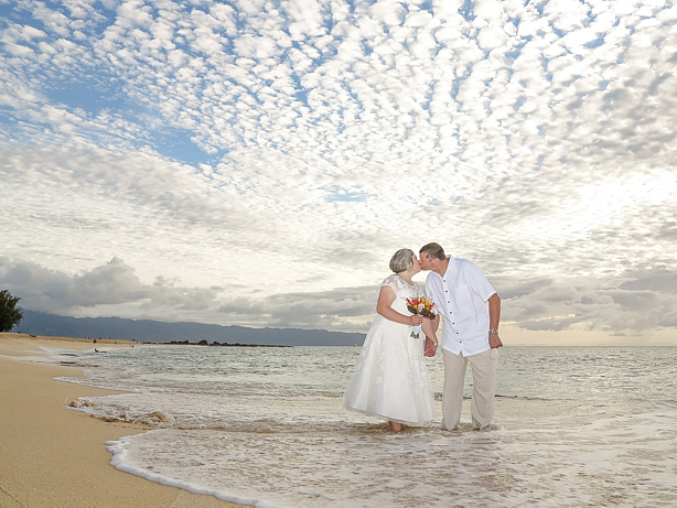 Romantic-Oahu-Wedding What to Pack for Your Hawaii Wedding