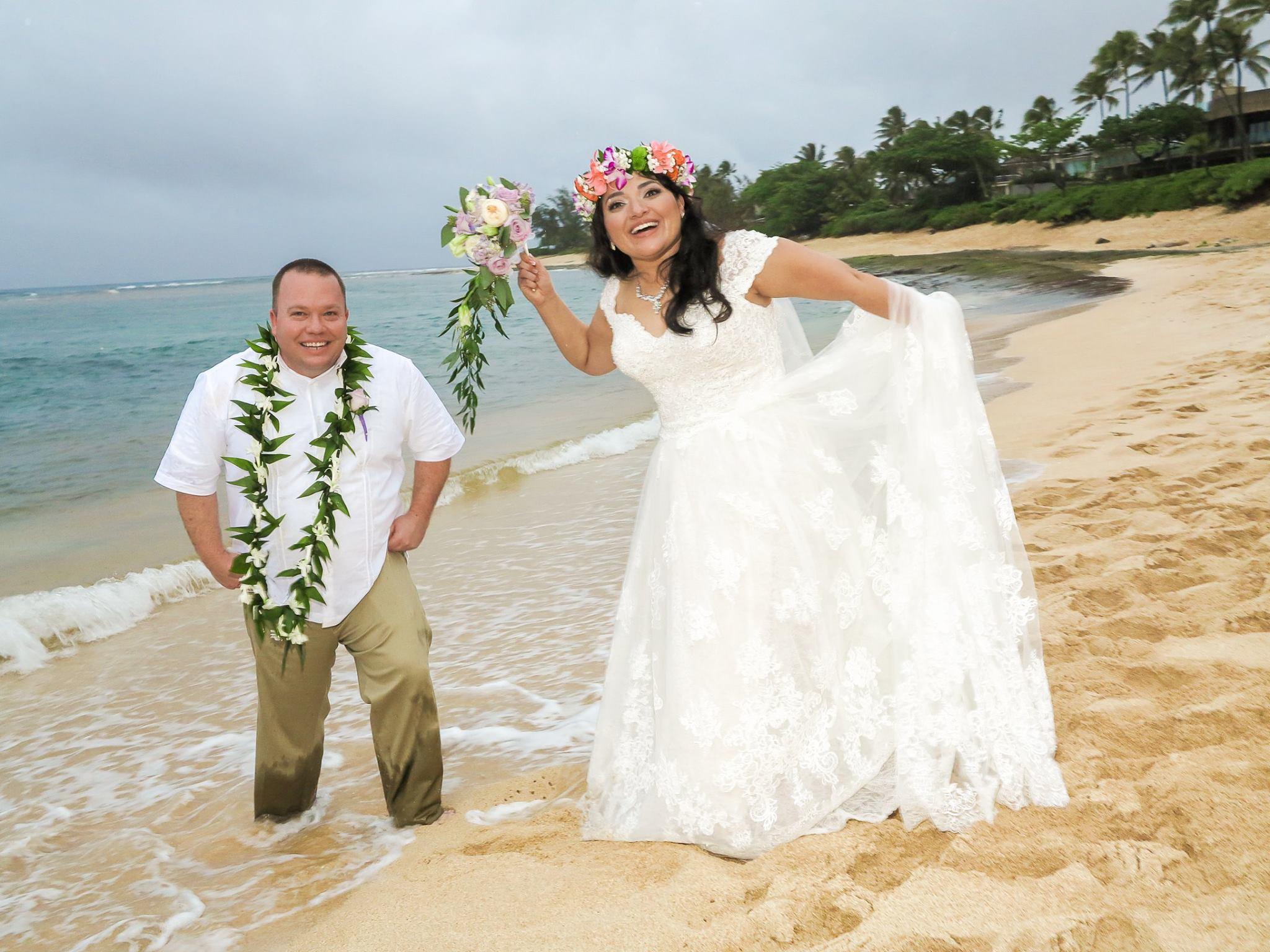 Wedding In Hawaii.Five Tips To Having The Perfect Beach Wedding In Hawaii Hawaii